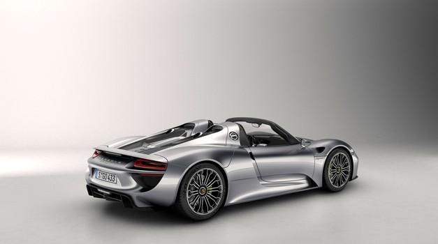 Porsche v fazi razvoja nove platforme za električne športne modele (foto: Porsche)