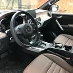 Novo v Sloveniji: Mercedes-Benz razred X (foto: Tomaž Porekar)