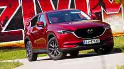 Mazda CX-5 CD 180 Revolution TopAWD AT - Več kot prenova