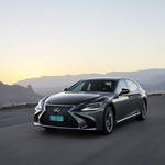 Vozili smo: Lexus LS 500h - psssst, prisluhnite tišini (foto: Lexus)