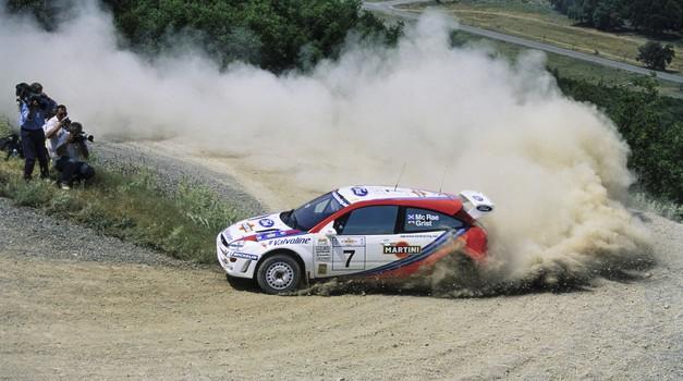 Naprodaj WRC dirkalnik Colina McRaeja (foto: Newspress)