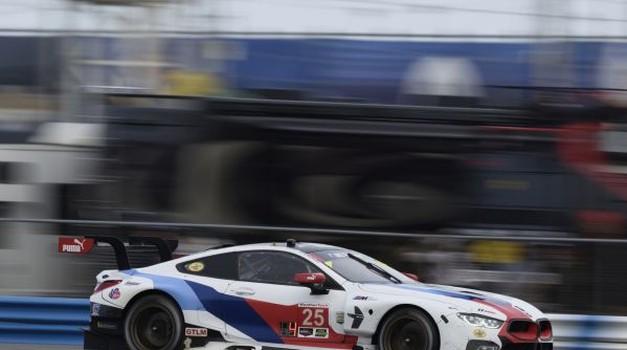 Kako je nastal BMW M8 GTE? (foto: BMW)