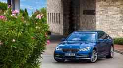 Na kratko: BMW  760 Li xDrive/M240i/M6 Gran Coupé