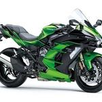 Napovedujemo: peljali bomo Kawasakija H2 SX – ja, tistega s turbino! (foto: Kawasaki)