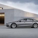 Novo v Sloveniji: Audi A8 (foto: Audi)