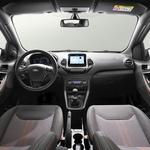 Prenovljeni Ford Ka+ je dobil terensko uglašeno različico Active (foto: Ford)