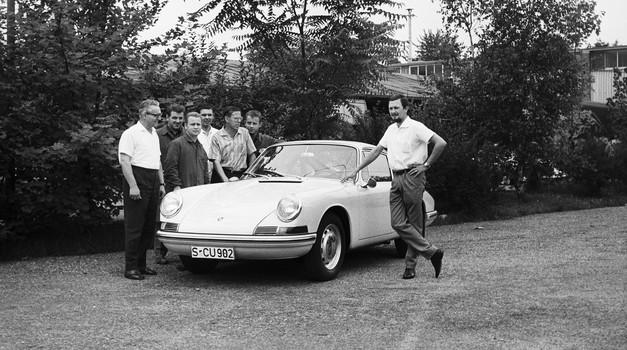 Zgodovina: Porsche je prvi avtomobil z električnim pogonom zasnoval že davnega 1898 (foto: Porsche)