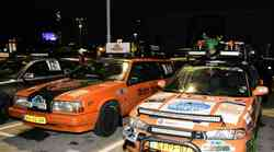 Karavana dirke Carbage run se je ustavila v Sloveniji