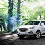 Hyundai praznuje dvajseto obletnico začetka razvoja gorivnih celic (foto: Hyundai)