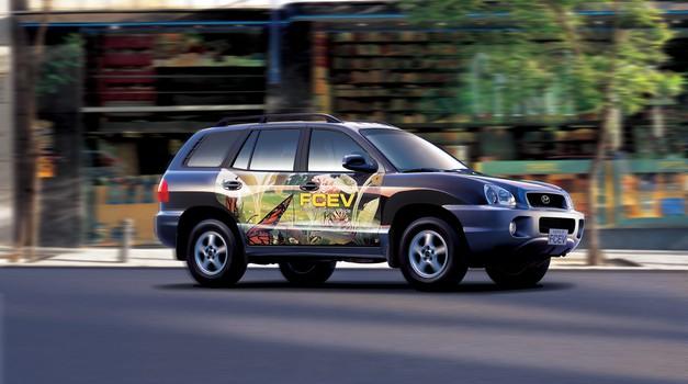 Hyundai praznuje dvajseto obletnico začetka razvoja gorivnih celic