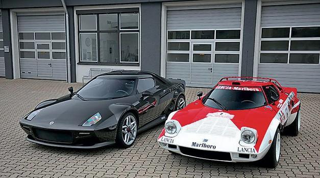 'Lancia' Stratos se naposled le vrača, videli jo bomo v  Ženevi
