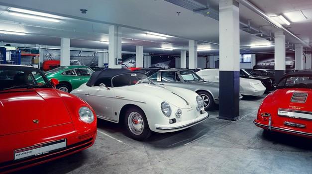Porsche s tehnologijo 3D-tiskanja do izdelave nadomestnih delov za starodobnike (foto: Porsche)