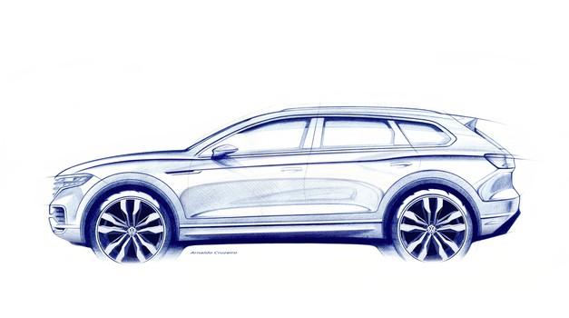 V Pekingu se bo predstavil novi Volkswagen Touareg
