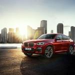 BMW je prenovil kupejevskega terenca X4 (foto: BMW)