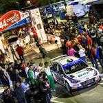 Reli: Claudio De Cecco s Hyundaijem i20 R5 znova na slovenskem DP! (foto: Uroš Modlic)