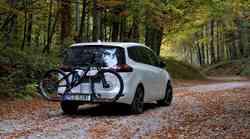 Podaljšani test: Opel Zafira 2.0 CDTI Ecotec Start/Stop Innovation - prtljažnik za kolesa Flex-Fix