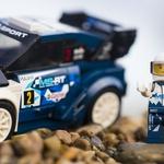 Hitra Ford Fiesta iz lego kock (foto: Lego)