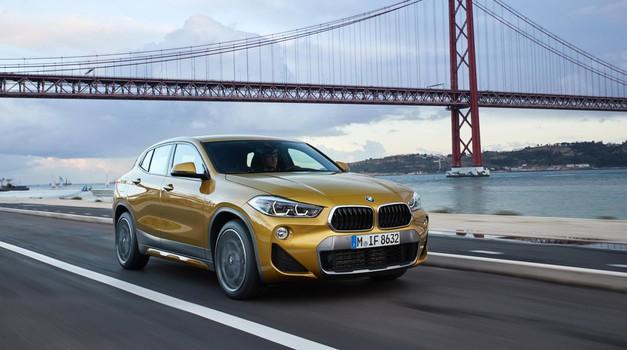 BMW X2 je novi član bavarske družine (foto: BMW)