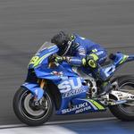 MotoGP: takšna pa so krilca na Suzukijevem dirkalniku (foto: Suzuki)