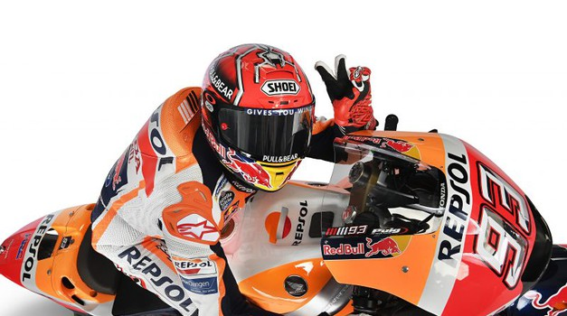 Ne, Marquez (še) ne gre h KTM-u. Še do konca leta 2020 bo vozil Hondo! (foto: Honda HRC)