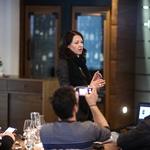 Novi E-Pace je predstavila Anamarija Hucika, PR Jaguarjevega uvoznika Wallis Adria d.o.o. (foto: Jaguar)