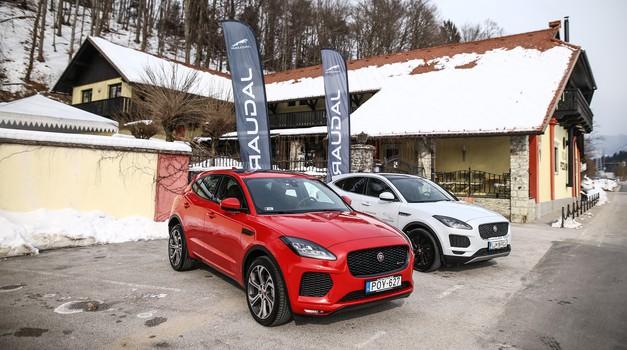 Novo v Sloveniji: Jaguar E-Pace (foto: Jaguar)