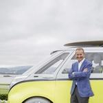 """Herbert Diess, predsednik uprave Volkswagna: """"Zaupam naši električni prihodnosti!"""" (foto: VW)"""