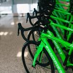 Podjetje Špan priskrbelo kolesa za kolesarski klub Tuš (foto: Špan)