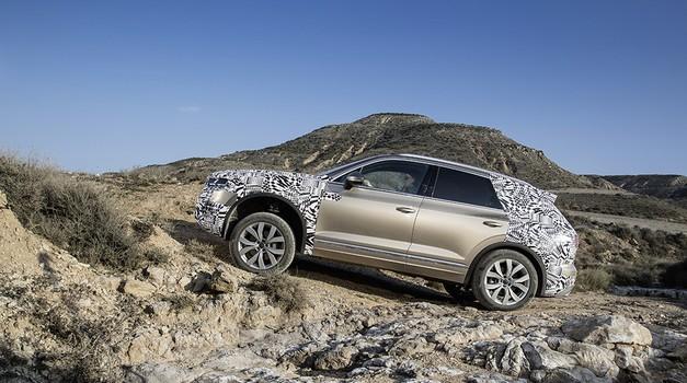 Volkswagen Touareg naj bi se dobro znašel tudi na slabših terenih (foto: Volkswagen)
