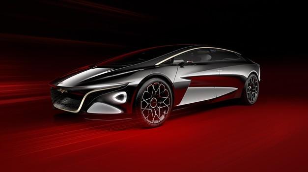 Ženeva 2018: Aston Martin spet obuja Lagondo; tokrat kot razkošno električno znamko (foto: Aston Martin)