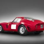 Ferrari razmišlja o izdelavi omejene serije legendarnega modela 250 GTO (foto: Ferrari)