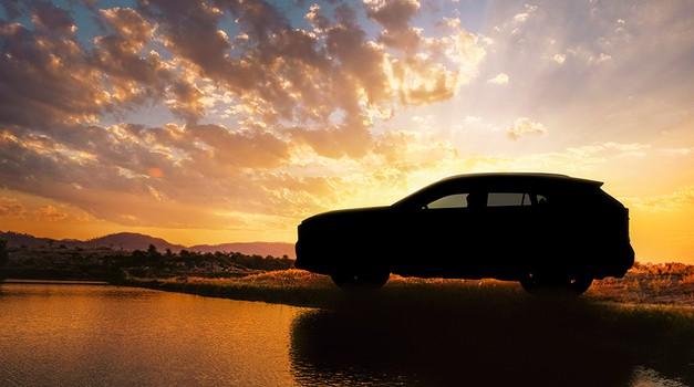 Nova Toyota Rav4 prihaja že konec meseca (foto: Toyota)