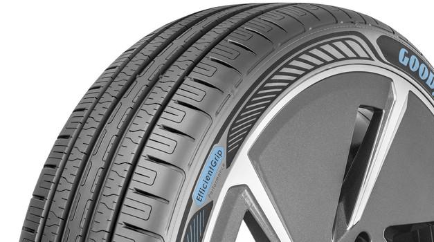 Goodyear pripravil nove pnevmatike, narejene posebej za električne avtomobile