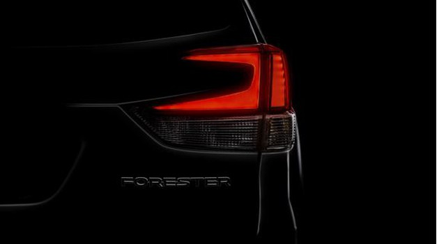 Avtomobilski salon v New Yorku bo gostil tudi novega Subaruja Foresterja