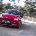 Nova Ford Fiesta ST je precej hitrejša od svoje predhodnice (foto: Ford)