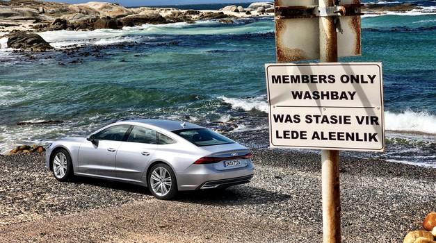Audi A7 Sportback je končno tu (foto: Sebastjan Plevnjak)