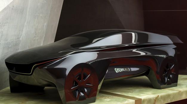 Prvi avtomobil znamke Lagonda ne bo Vision Concept, ampak Varekai (foto: Aston Martin)