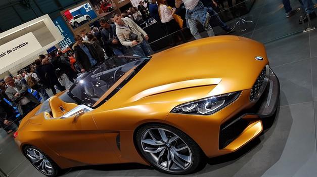 Bomo prihajajočega BMW-ja Z4 in Toyoto Supro pomagali izdelovati tudi v Sloveniji? (foto: Rok Resnik)