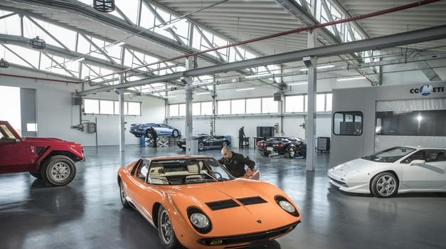 Zgodovina: Lamborghini - najslavnejši italijanski biki (foto: Lamborghini)