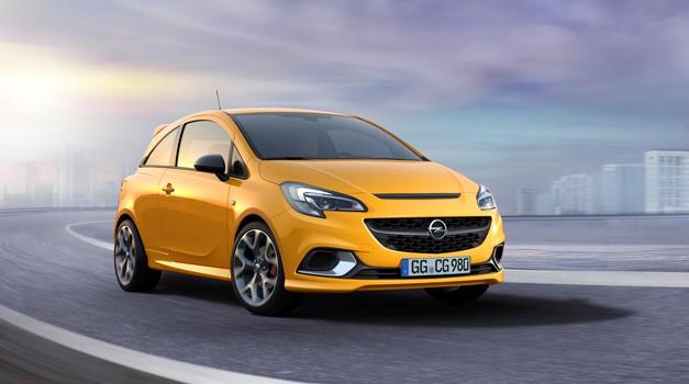 Prihaja nova Opel Corsa GSi (foto: Opel)