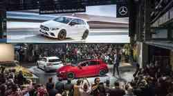 A-jev naslednji korak: predstavljamo novega Mercedes-Benza razreda A