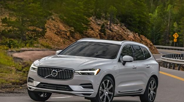 Novi svetovni avto leta je Volvo XC60 (foto: Newspress)