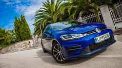 Test: Volkswagen Golf - 1.5 TSI ACT DSG R-Line Edition