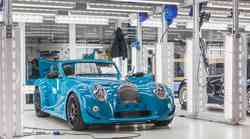 Morgan Aero GT zaključuje zgodbo modela Aero 8
