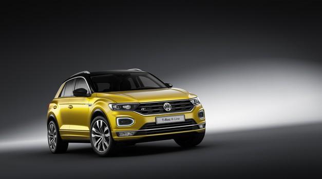 Volkswagen T-Roc in Tiguan Allspace od zdaj še bolj športna (foto: Newspress)