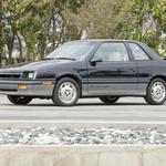 1987 Dodge CSX (foto: Bohnams)