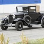 1931 Ford Model A (foto: Bohnams)