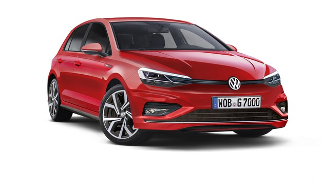 Razkrivamo: Volkswagen Golf 8 prihaja naslednje leto namesto letos (foto: Bojan Perko)