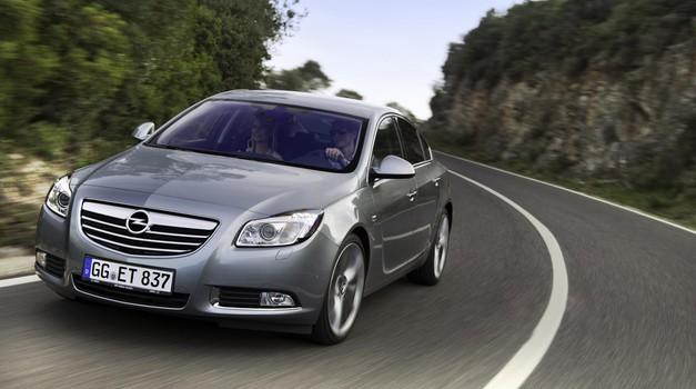 Rabljen avto: Opel Insignia (2008–2017) (foto: Opel)
