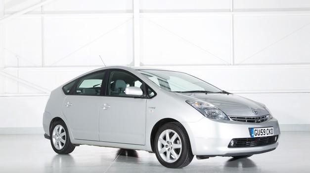 Zgodovina: Toyota – specialisti za kupeje, terence in hibride (foto: Toyota)